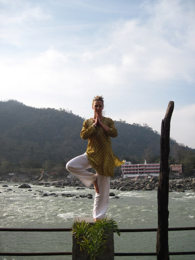 sherry-at-rishikesh