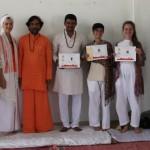 Yoga Teacher Training Graduates
