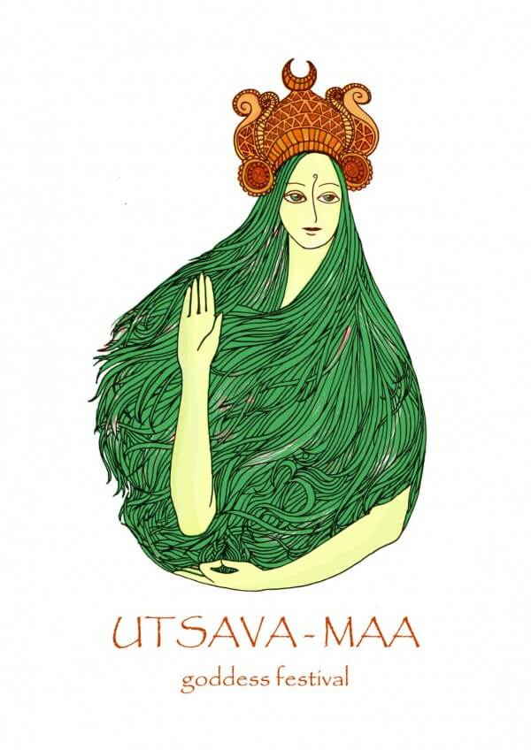 Utsava Maa: Divinity, Ecology, Leadership. Sept 27-29 Goddess Festival welcoming speakers & guests from around the world.